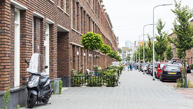 Transvaal III, Den Haag